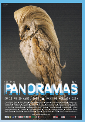Affiche Panoramas 2014