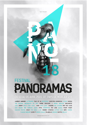 Affiche Panoramas 2015