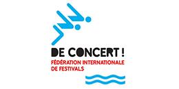 Logo DE CONCERT !