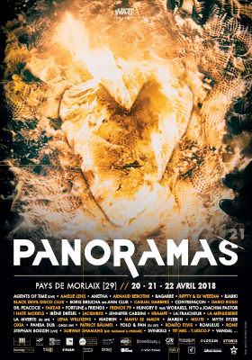 Affiche Panoramas 2018