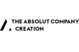 Logo THE ABSOLUT COMPANY CREATION