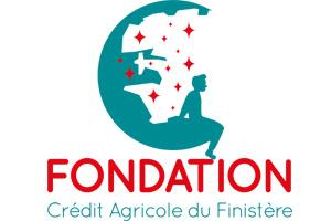 Logo FONDATION CRÉDIT AGRICOLE DU FINISTÈRE