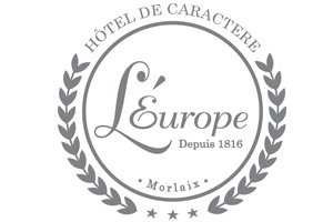 Logo HOTEL DE L'EUROPE